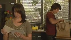 Kate Ramsay, Declan Napier in Neighbours Episode 5951