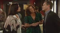 Diana Marshall, Rebecca Napier, Paul Robinson in Neighbours Episode 5952
