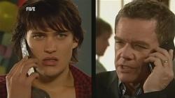 Declan Napier, Paul Robinson in Neighbours Episode 5952