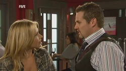 Steph Scully, Toadie Rebecchi in Neighbours Episode 5953