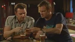 Lucas Fitzgerald, Michael Williams in Neighbours Episode 5955