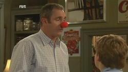 Karl Kennedy, Callum Jones in Neighbours Episode 5955