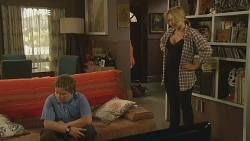 Callum Jones, Steph Scully in Neighbours Episode 5955