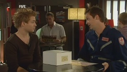 Ringo Brown, Christian Doran in Neighbours Episode 5956