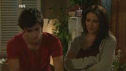 Zeke Kinski, Libby Kennedy in Neighbours Episode 5957