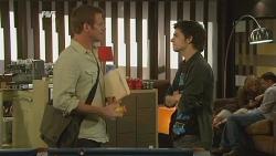 Michael Williams, Zeke Kinski in Neighbours Episode 5958