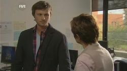 John Bradley, Susan Kennedy in Neighbours Episode 5959