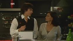 Declan Napier, Diana Marshall in Neighbours Episode 5959