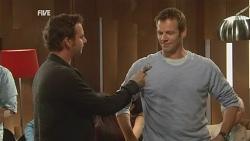 Lucas Fitzgerald, Michael Williams in Neighbours Episode 5960
