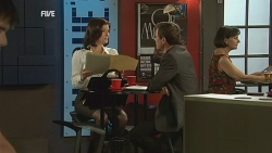Diana Marshall, Paul Robinson in Neighbours Episode 5960