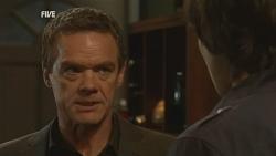 Paul Robinson, Declan Napier in Neighbours Episode 5960