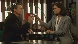 Paul Robinson, Diana Marshall in Neighbours Episode 5962