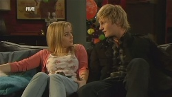 Natasha Williams, Andrew Robinson in Neighbours Episode 5962