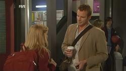Natasha Williams, Michael Williams in Neighbours Episode 5968