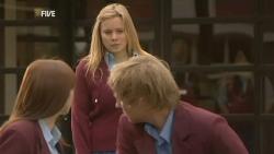 Summer Hoyland, Natasha Williams, Andrew Robinson in Neighbours Episode 5968