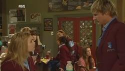 Natasha Williams, Andrew Robinson in Neighbours Episode 5969