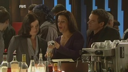 Diana Marshall, Rebecca Napier, Paul Robinson in Neighbours Episode 5970