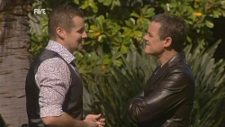 Toadie Rebecchi, Paul Robinson in Neighbours Episode 5970