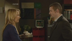 Steph Scully, Toadie Rebecchi in Neighbours Episode 5972