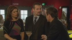 Rebecca Napier, Toadie Rebecchi, Paul Robinson in Neighbours Episode 5972