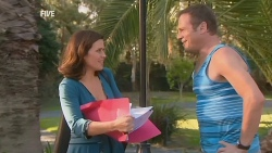 Rebecca Napier, Michael Williams in Neighbours Episode 5973