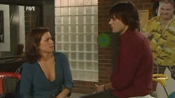Rebecca Napier, Declan Napier in Neighbours Episode 5973