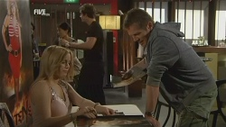 Natasha Williams, Michael Williams in Neighbours Episode 5973