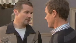 Toadie Rebecchi, Paul Robinson in Neighbours Episode 5973
