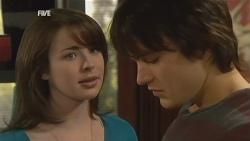 Kate Ramsay, Declan Napier in Neighbours Episode 5974