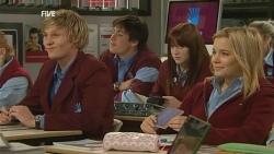 Andrew Robinson, Chris Pappas, Summer Hoyland, Natasha Williams in Neighbours Episode 5974