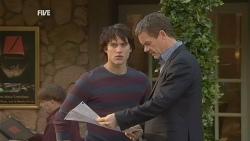 Declan Napier, Paul Robinson in Neighbours Episode 5974