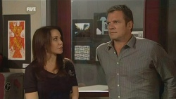 Libby Kennedy, Michael Williams in Neighbours Episode 5975