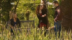 Steph Scully, Libby Kennedy, Toadie Rebecchi in Neighbours Episode 5976