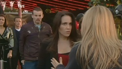 Rebecca Napier, Paul Robinson, Toadie Rebecchi, Libby Kennedy, Steph Scully in Neighbours Episode 5977