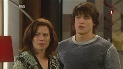 Rebecca Napier, Declan Napier in Neighbours Episode 5977