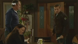 Karl Kennedy, Libby Kennedy, Toadie Rebecchi in Neighbours Episode 5977