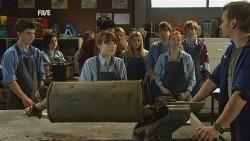 Summer Hoyland, Lucas Fitzgerald in Neighbours Episode 5978