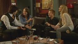 Declan Napier, Kate Ramsay, Ringo Brown, Donna Freedman in Neighbours Episode 5978