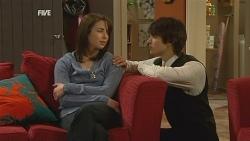 Kate Ramsay, Declan Napier in Neighbours Episode 5978