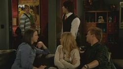 Andrew Robinson, Kate Ramsay, Donna Freedman, Declan Napier, Ringo Brown in Neighbours Episode 5978