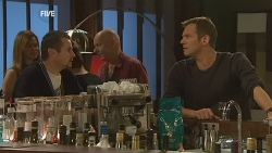 Toadie Rebecchi, Michael Williams in Neighbours Episode 5979