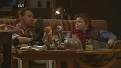 Lucas Fitzgerald, Callum Jones in Neighbours Episode 5979