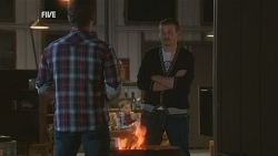 Lucas Fitzgerald, Toadie Rebecchi in Neighbours Episode 5979
