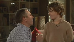 Karl Kennedy, Ben Kirk in Neighbours Episode 5980