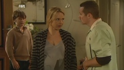 Ben Kirk, Steph Scully, Toadie Rebecchi in Neighbours Episode 5980