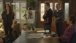 Libby Kennedy, Toadie Rebecchi, Karl Kennedy, Susan Kennedy in Neighbours Episode 5982