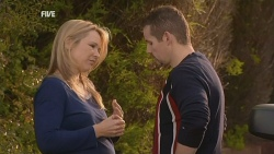 Steph Scully, Toadie Rebecchi in Neighbours Episode 5983