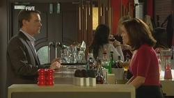 Paul Robinson, Rebecca Napier in Neighbours Episode 5983
