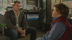Michael Williams, Callum Jones in Neighbours Episode 5984