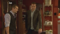 Toadie Rebecchi, Michael Williams in Neighbours Episode 5984